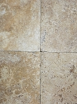Golden Sienna Stone Paver | 3cm | 12x12 | Tumbled