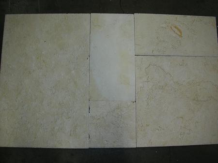 Dorado Versaille Pattern Chiseled Brushed Filled