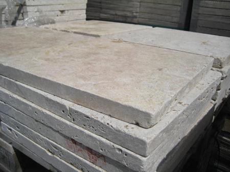 Multi Classic Stone Paver 3cm 1 Quot 1 4 16x16 Tumbled