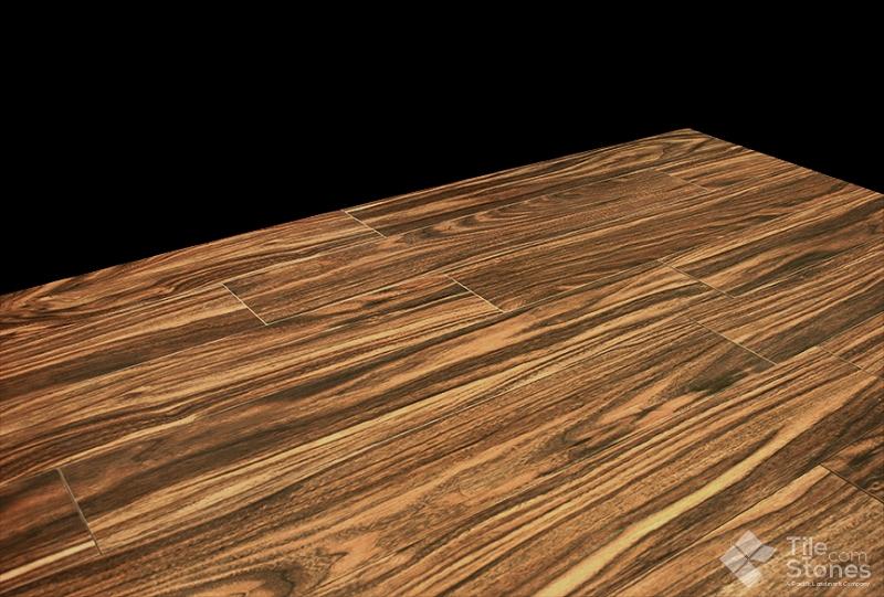 Tile Look Like Wood Magique Bocoto Wood Look Porcelain
