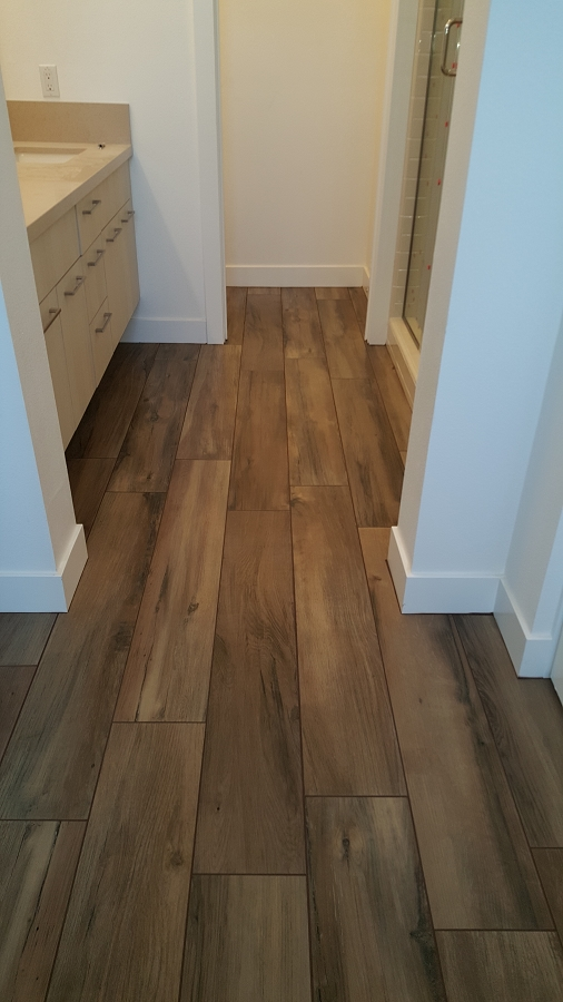 Porcellanato Quercia 8x48 12x48 Wood Plank Porcelain Oak
