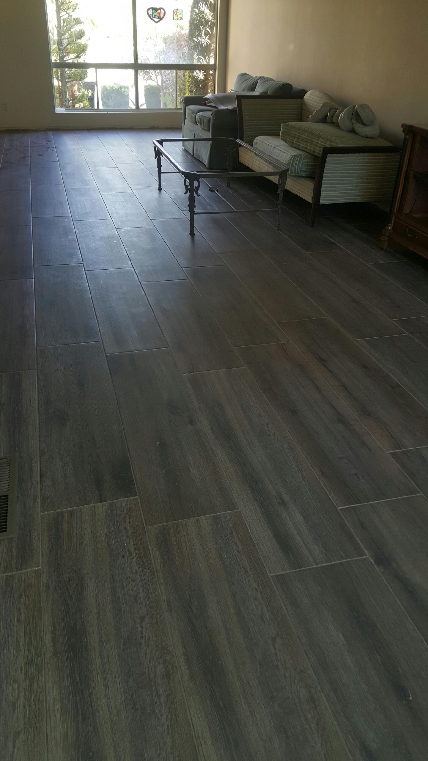 porcelanico wengue 12x44 spanish wood plank porcelain tile