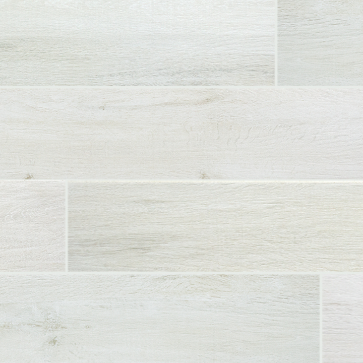 Wood Series Blanco 6 5x40 Wood Plank Porcelain Tile