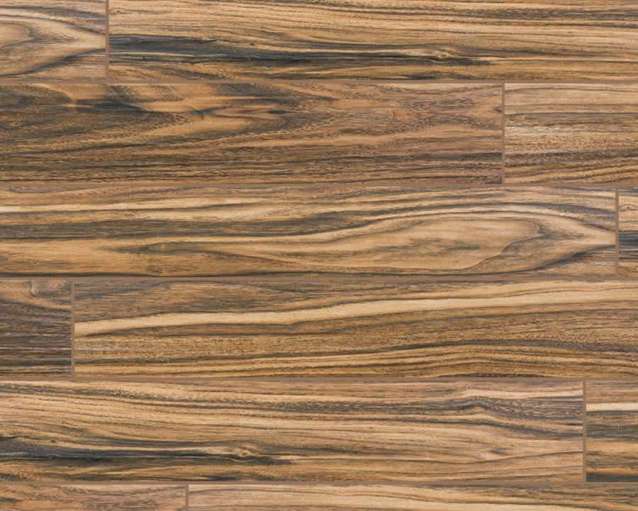 ecollection 6x36 bocote wood porcelain tile