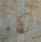 Agena Rustic Travertine | Chisled Edge | Versailles Pattern | Brushed