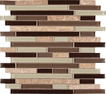 Aspen Interlocking Backsplash