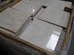 Crema Bella Marble | 18x18 | Polished