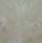 Crema Sardis Travertine | 18x18 | Filled | Honed