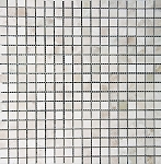 Fiorito Beige Travertine Mosaic | 5/8 x 5/8 | Polished