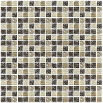 Glass Mosaic | Caramel Mini Crackled | GC5003