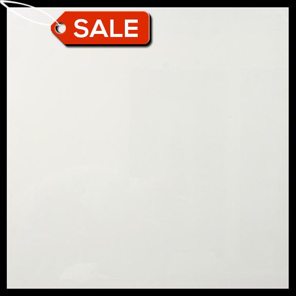 Polished porcelain tile nano white for 12x12 white floor tile