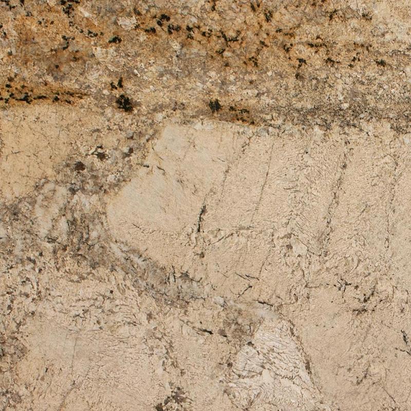 Crystalline Stone Slabs : Golden crystal granite slab