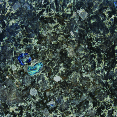 Volga Blue Granite 12x12 Polished