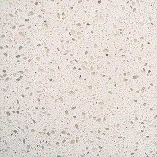 Iced White Quartz Slab