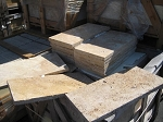 Golden Sienna Stone paver | 3cm | 12x24 | Tumbled