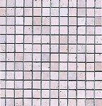 Light Stone Mosaic | Tumbled | 1x1