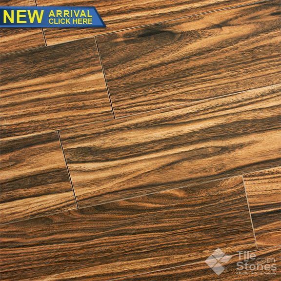 Tile Look Like Wood Magique Bocoto Wood Look Porcelain 6x36