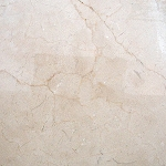 Crema Marfi Marble Select | Porcelain Backed | 24x24 | Polished