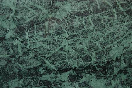 Polished Dark Green Marble 12x12 Tile
