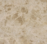 Emperador Light Marble | 24x24 | Porcelain Backed | Polished