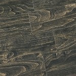 Magique | Midnight Wood-Look Porcelain | 6x36 |