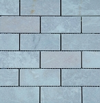 Milas Travertine Mosaic | 2x4 | Polished