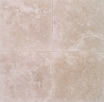 Durango Travertine | 18x18 | Filled | Honed