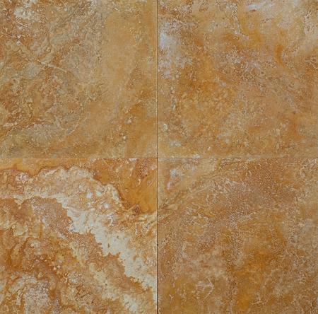 Travertine Tile 12x12 Golden Sienna Honed Amp Filled