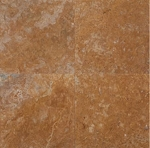 Golden Sienna Travertine | 12x12 | 18x18 | Filled | Polished