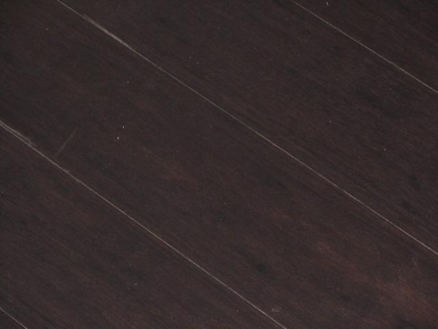 Strand Woven Eucalyptus Coal Hardwood Floor