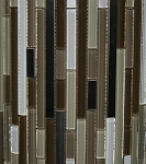 Glass Mosaic | Escorial Blend Bamboo