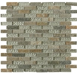 Silver Leaf Autumn Slate Brick