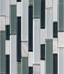 Glass Mosaic | Tiffany Bamboo