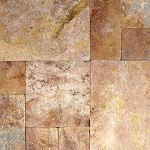 Revona Travertine | Versailles Pattern