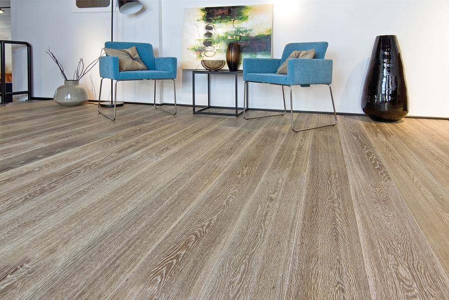 Vernal Collection Davos Hardwood Plank 7 X 72 Duchateau