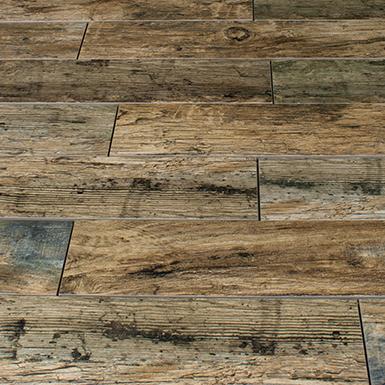 Redwood natural 6x36 wood plank porcelain Wood porcelain tile planks