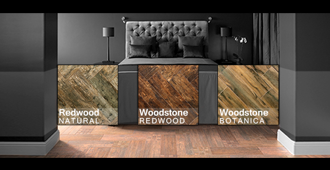 WOODSTONE REDWOOD