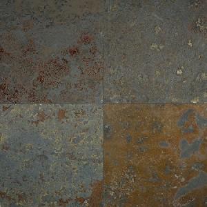Brazilian multi color slate 16x16 for 16x16 floor tiles price
