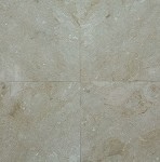 Crema Sardis Travertine | 12X12 | 16x16 | Filled | Honed