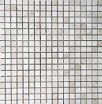 Fiorito Beige Travertine Mosaic | 5/8x5/8 | Polished
