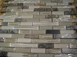 Glass & Stone Mosaic | Clear Mix | GS4004