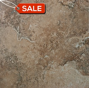Luxor Earth Porcelain | 18x18