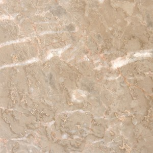 Polished Crema Luna Marble 12x12 Tile