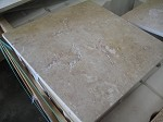 Ivoria Classic Travertine | Straight | 12x12 | Honed