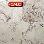 Tus Canyon Rustico Travertine | Filled | 18x18 | Honed