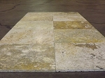 Scabos Travertine | 12x12 | Filled | Honed