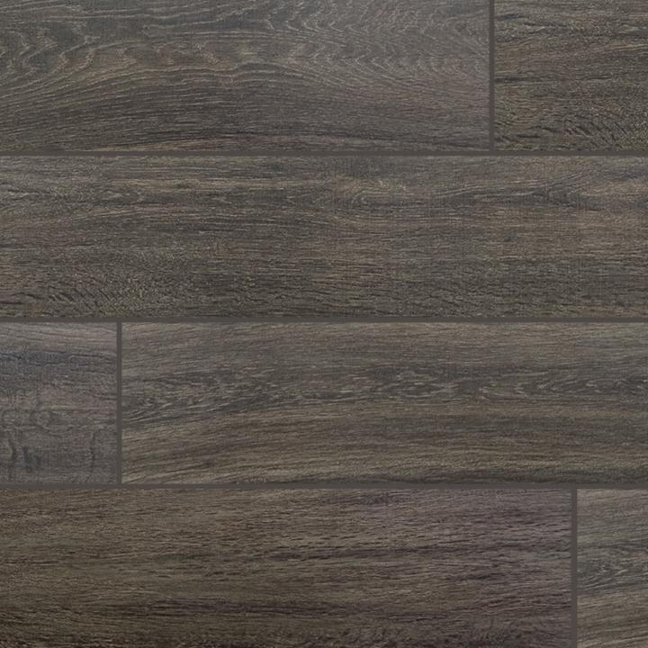 Wood Series Cafe 6 5x40 Wood Plank Porcelain Tile