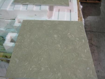 Pacific Seagrass Honed 18x18 Limestone