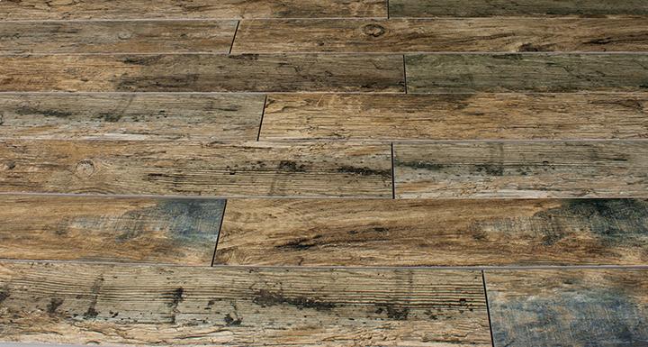 Redwood Natural 6x36 Wood Plank Porcelain