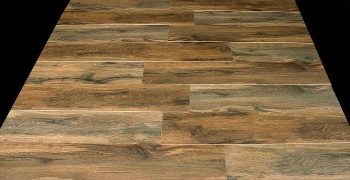Botanica Cashew 6x36 Wood Plank Porcelain Tile Matte